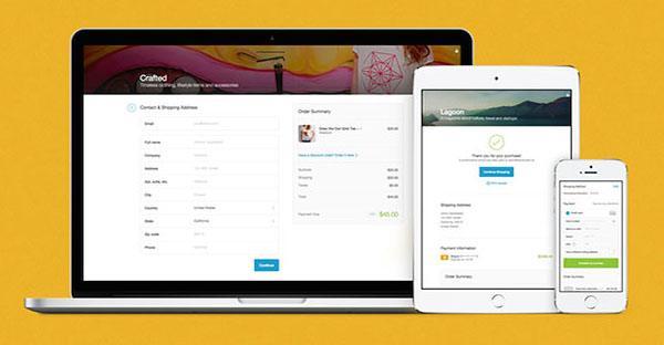 Shopify responsive checkout