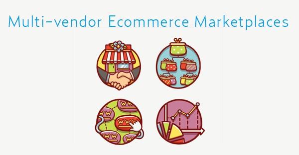 Multi-vendor online shops