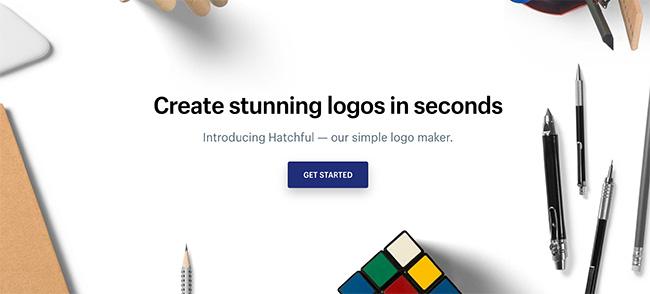 Hatchful Shopify Logo Creator