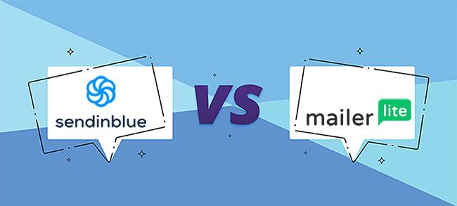 sendinblue vs mailerlite